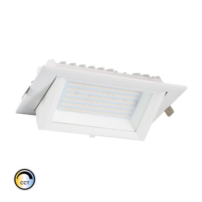 Foco Projector Direccionável Rectangular LED 48W SAMSUNG 130lm/W CCT Seleccionável LIFUD