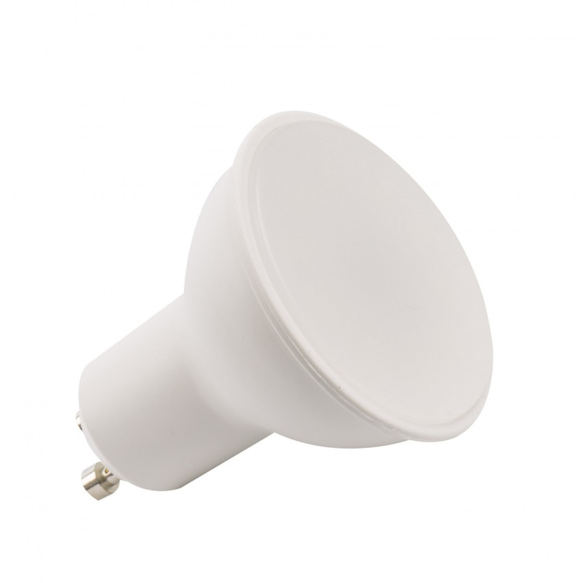 Bombilla LED GU10 100º 6W