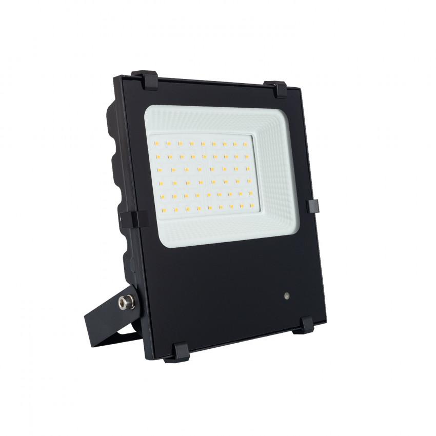 Foco Proyector LED con Detector de Movimiento Radar 30W 140 lm/W HE PRO Regulable