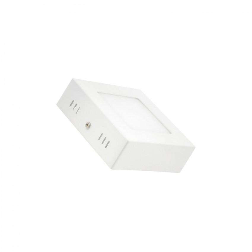 Plafón LED 6W Cuadrado
