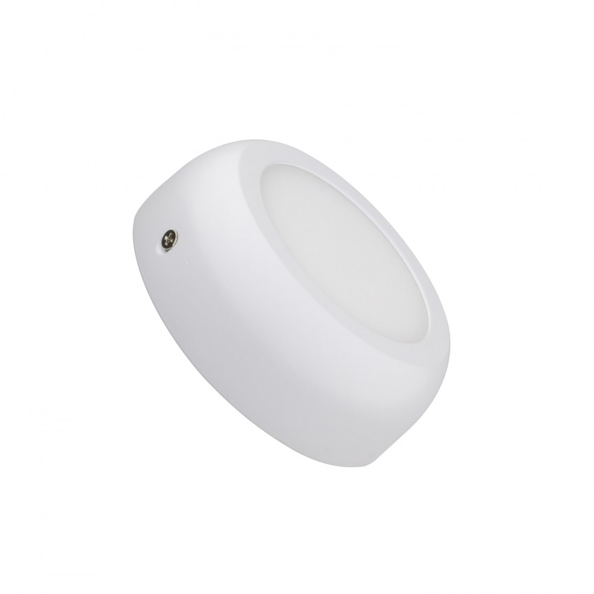Plafón LED 6W Circular Design White