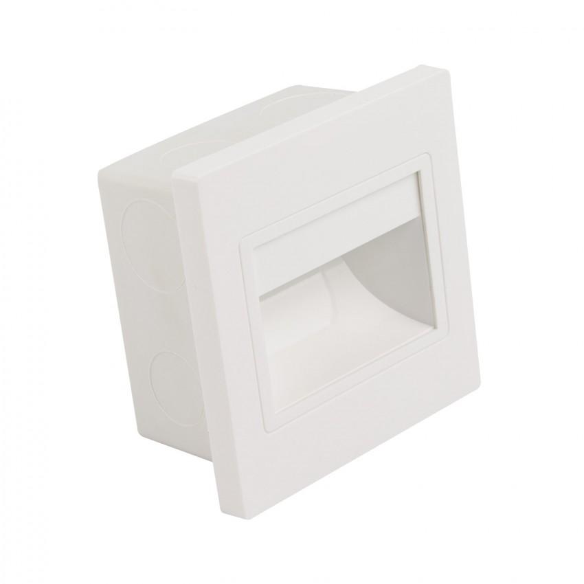 Baliza LED Randy Acabado Branco 1.5W