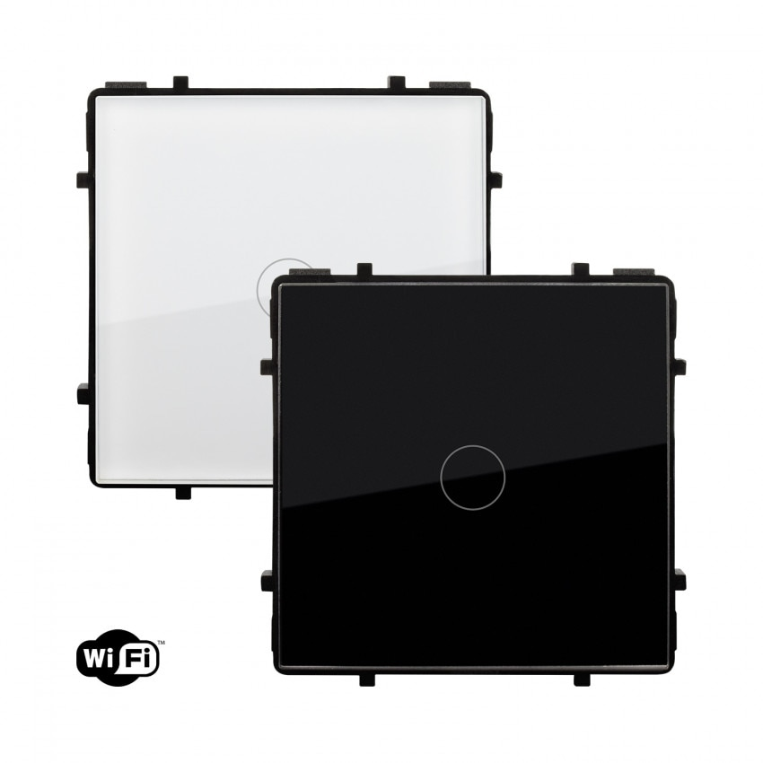 Interruptor Táctil Simple Smart WiFi Modern