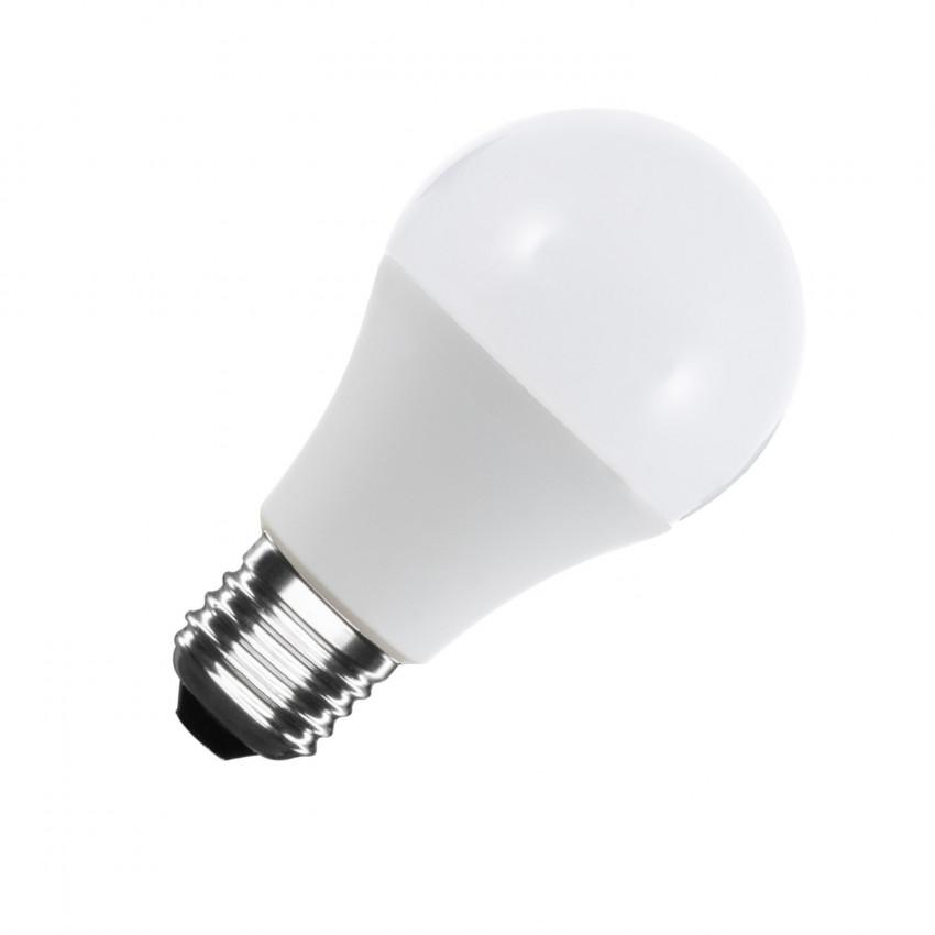 Lâmpada LED E27 A60 12V DC 120º 6W