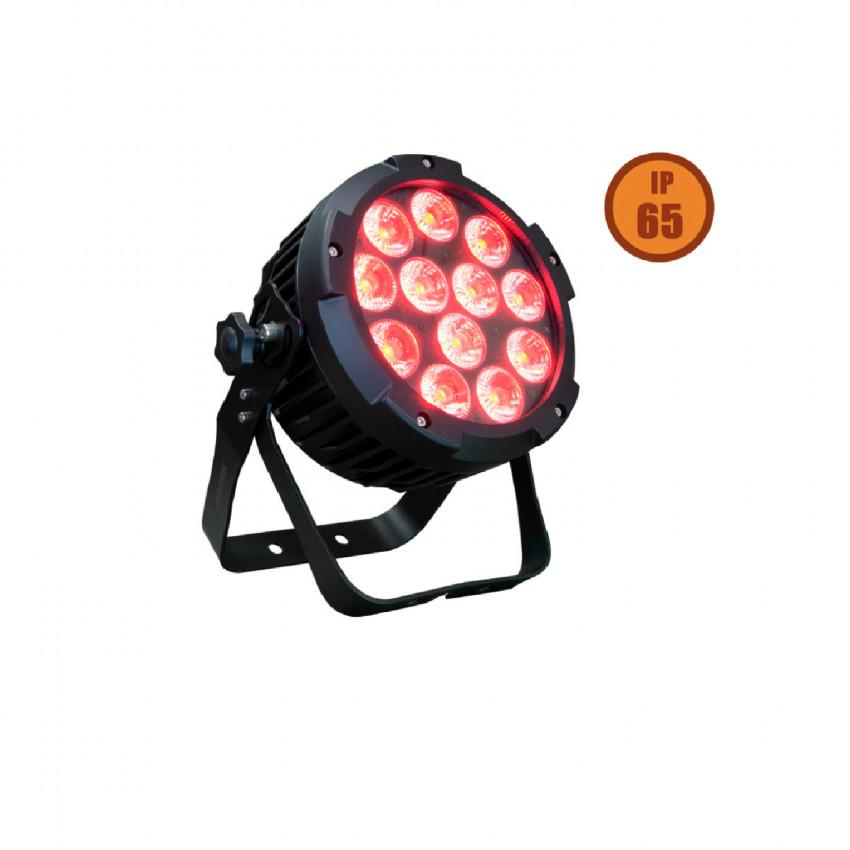 Foco Proyector LED 144W SUPERLED 144 IP65 DMX RGBWA+UV EQUIPSON 28MAR045