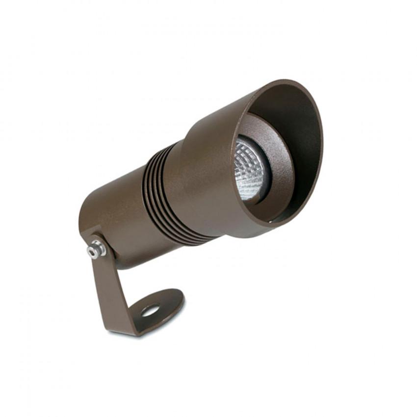 Foco Proyector LED Micro 3W 24º COB IP65 LEDS-C4 Gris Urbano AE11-P3W8M1OUZ5
