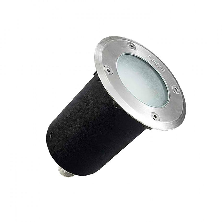 Foco LED Circular Encastrável de Chão Gea 1W IP65 LEDS-C4 55-9282-CA-CM