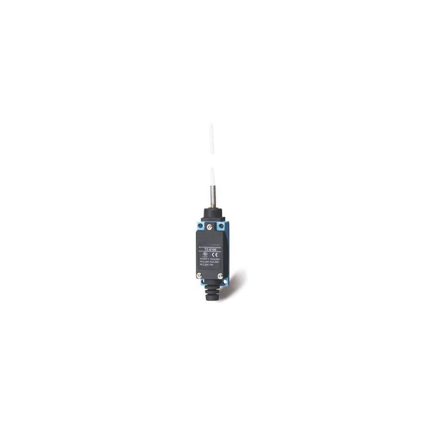 Interruptor de Limite de Vareta Metálica Flexivel MAXGE com Ponta Plástica