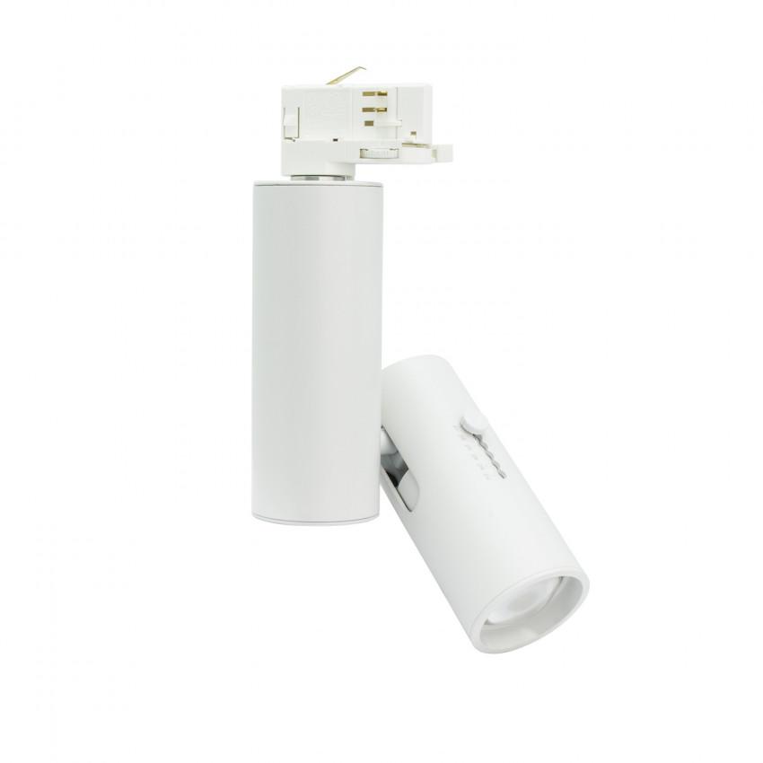 Foco LED Multiângulo Halley 20W LIFUD para Carríl Trifásico (UGR 19)