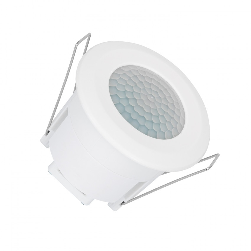 Detector de Movimiento PIR 360º Empotrable