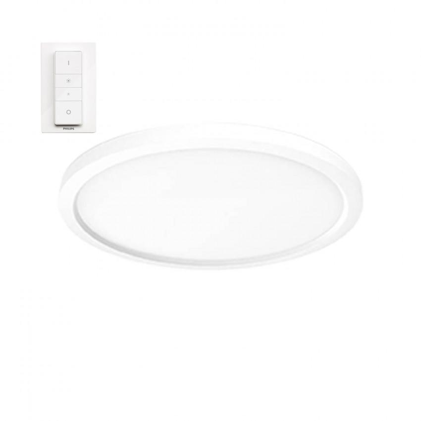 Plafón LED 28W Circular CCT PHILIPS Hue White Ambiance Aurelle