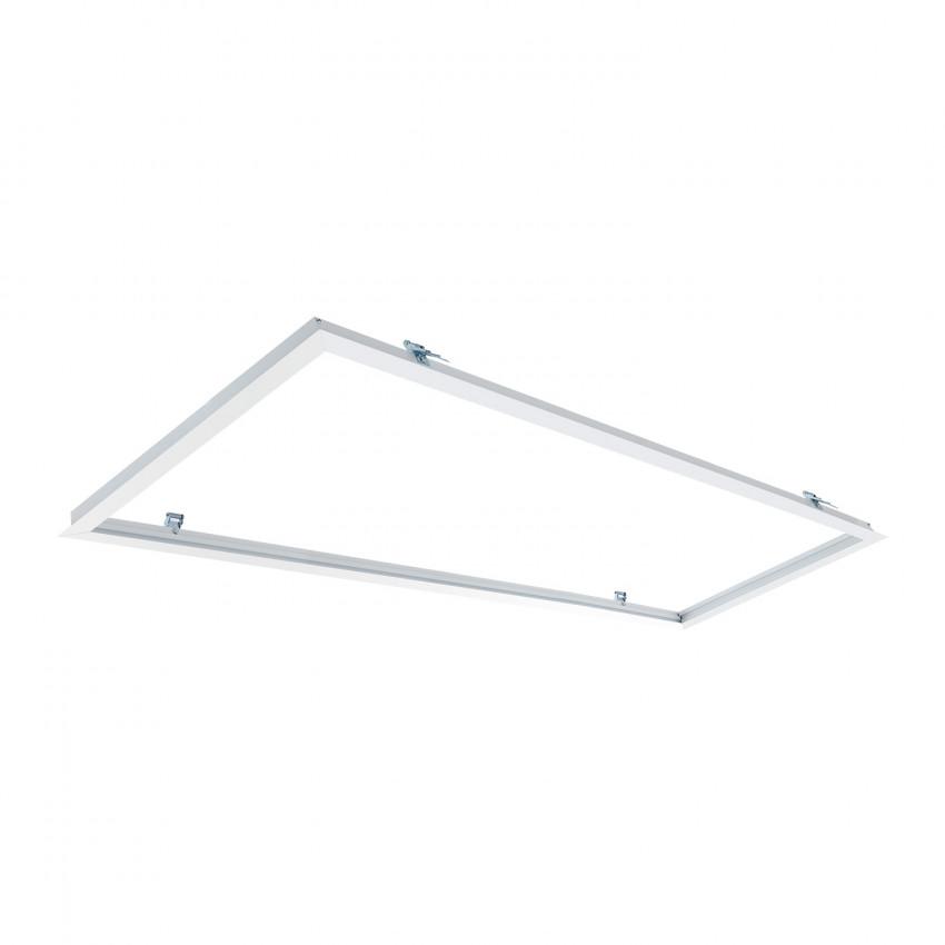 Moldura Encastrável para Paineis LED 120x30cm