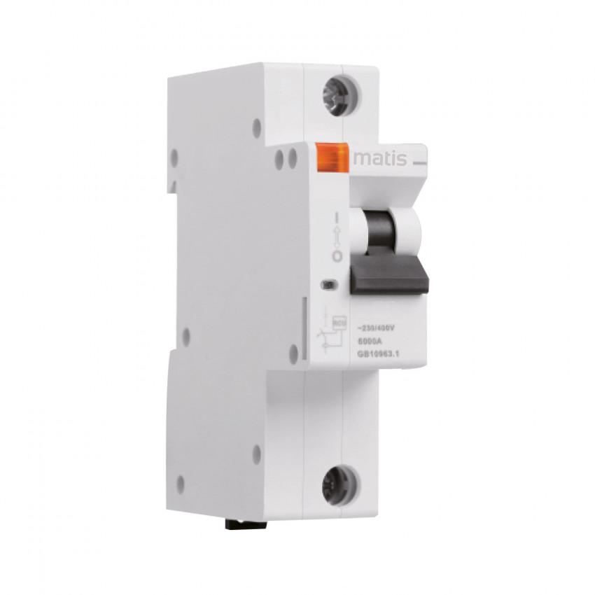 Interruptor Magnetotérmico Inteligente MAXGE 1P Controle por APP