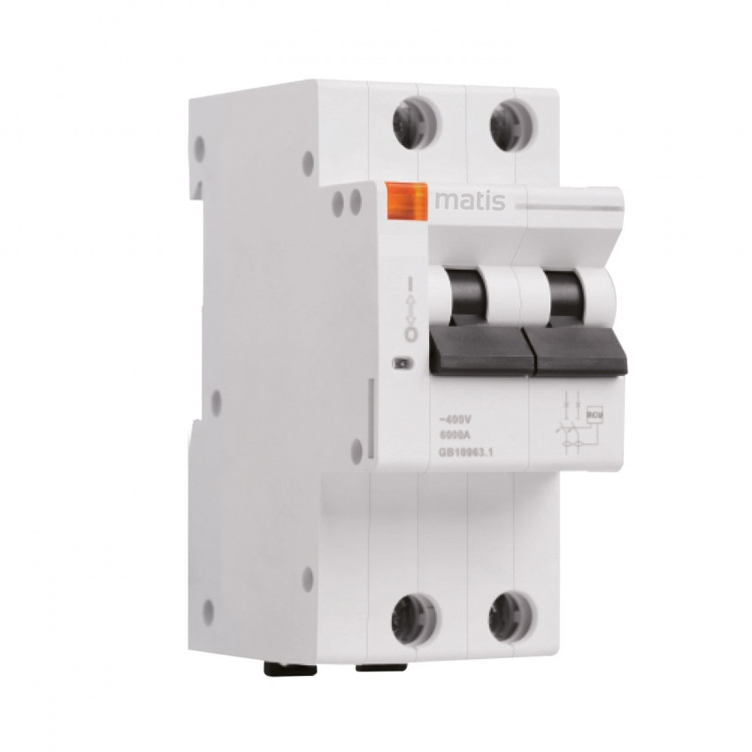 Interruptor Magnetotérmico Inteligente MAXGE 2P Controle por APP