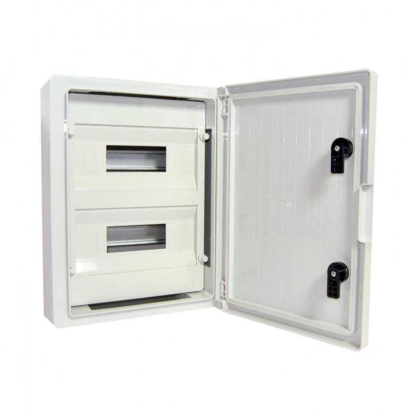 Envolvente Modular Superficie MAXGE SELLA Puerta Opaca IP65