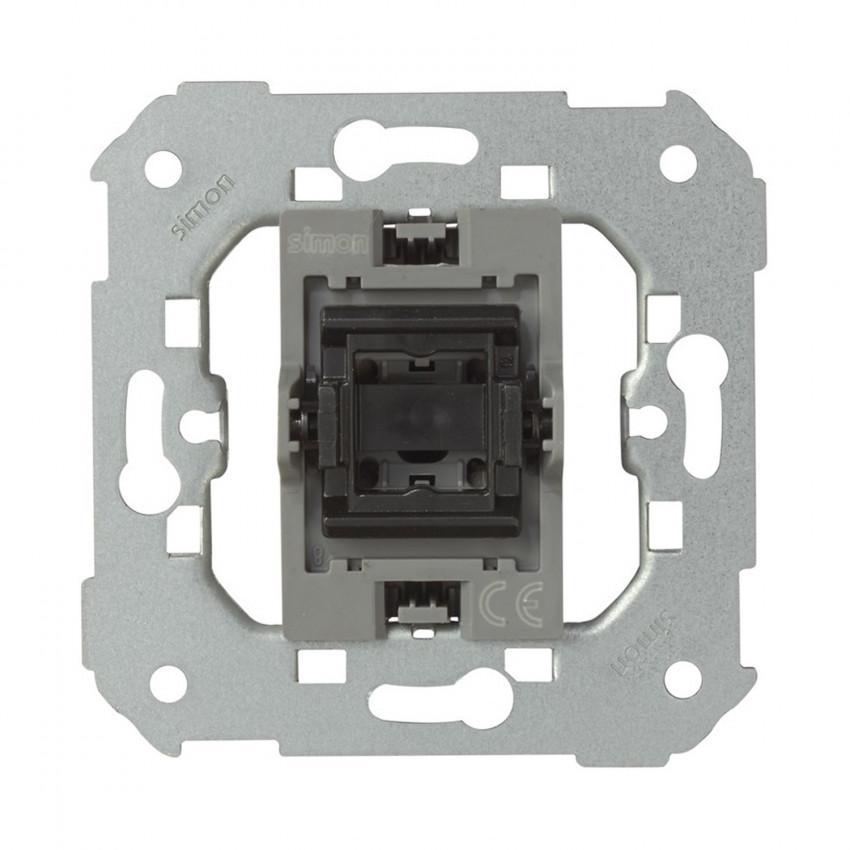 Mecanismo Interruptor Simple Conmutado Cruzamiento SIMON 82 7700251
