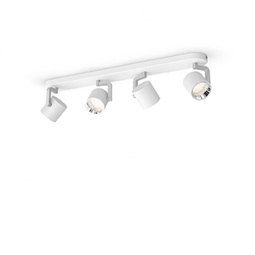 Lámpara de Techo LED PHILIPS Byrl 4x4,3W 4 Focos