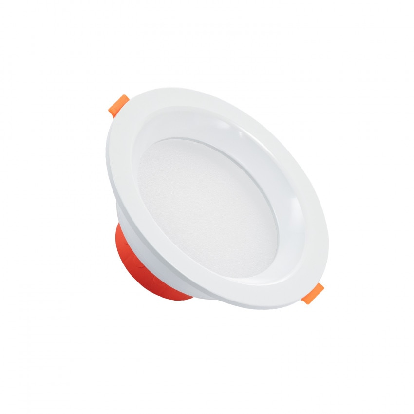 Downlight LED New Lux 10W (UGR19) Corte Ø 95 mm