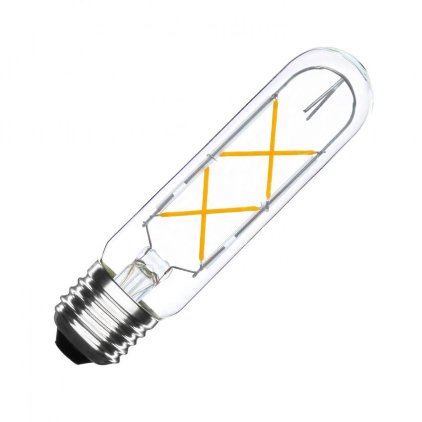 Bombilla LED E27 Regulable Filamento T30-S 4W