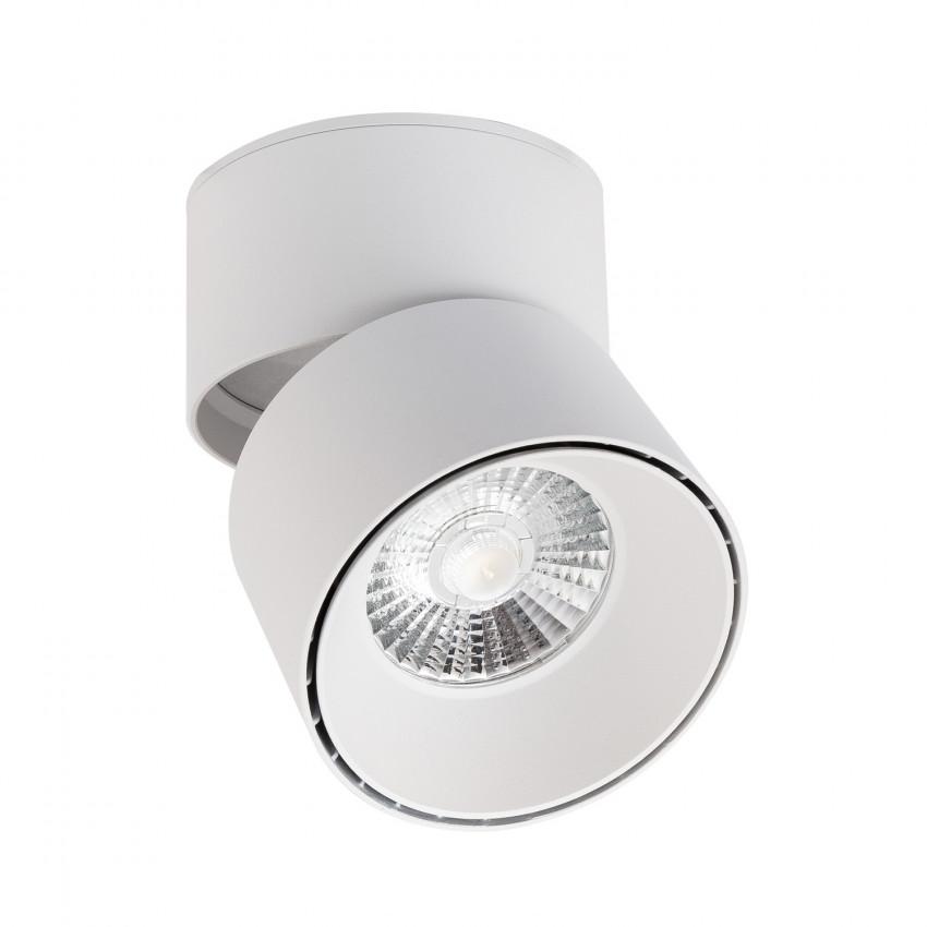 Aplique LED New Onuba 7W Circular Branco