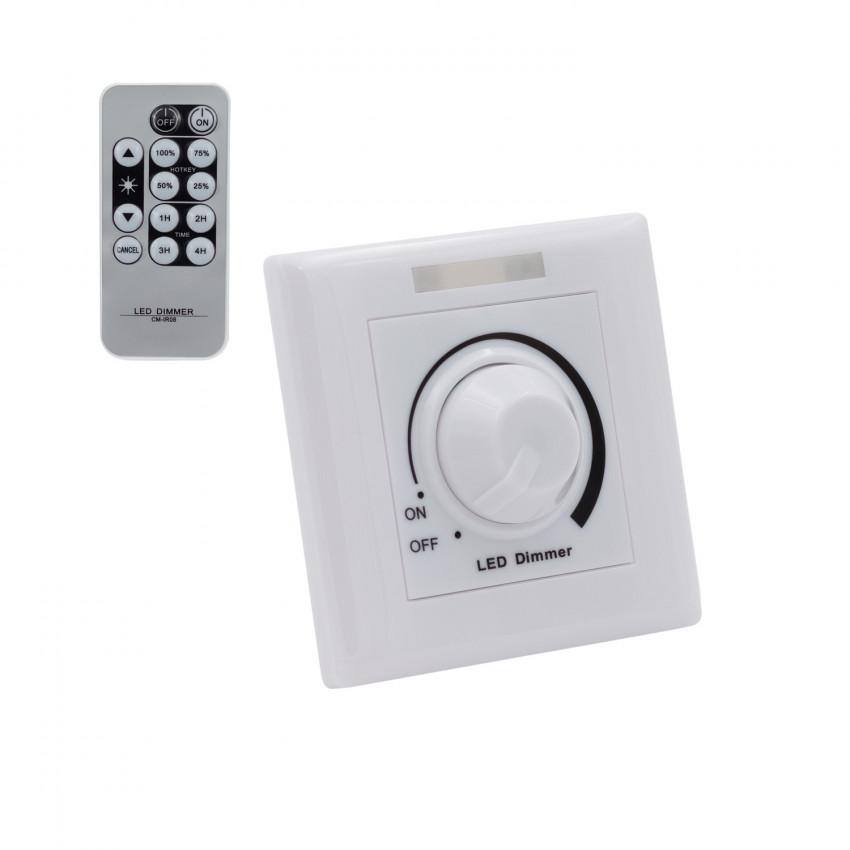 Regulador LED Triac de 300W con mando a distancia IR