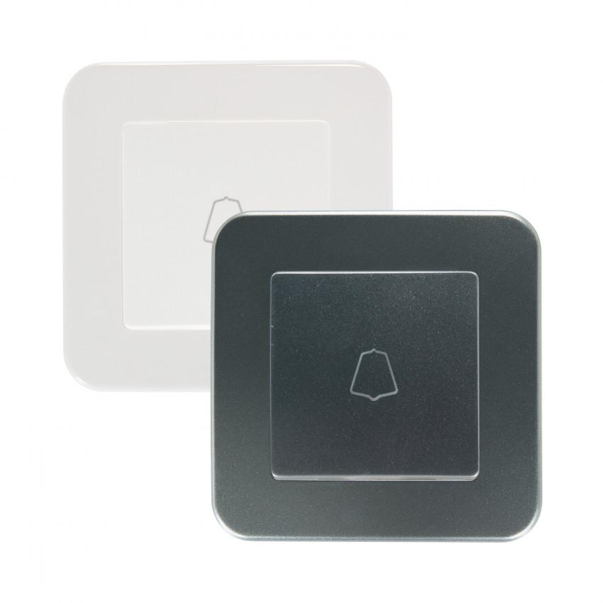 Interruptor Botão de Pressão Simples Clássico
