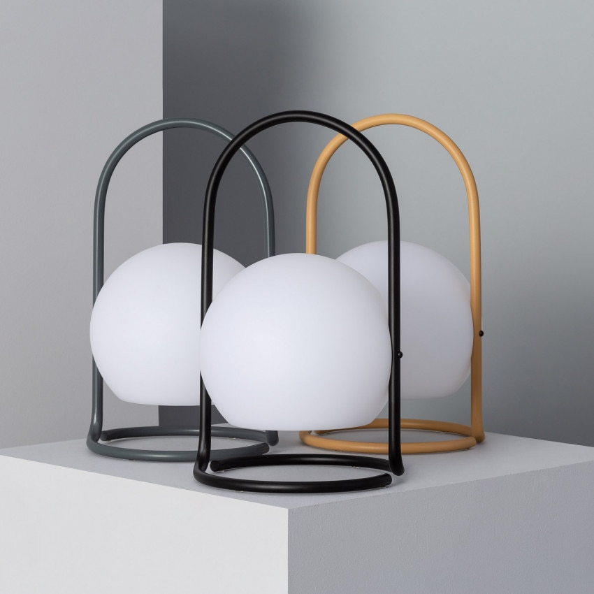 Candeeiro de Mesa LED Mkono