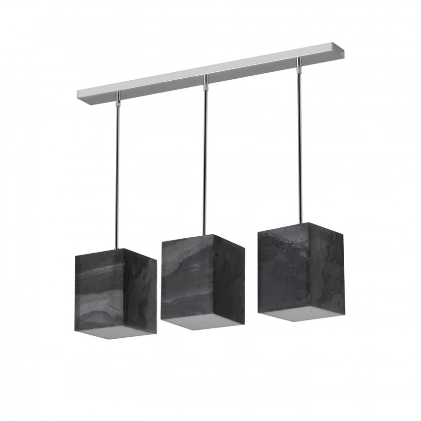 Lámpara LED Colgante Elbrus 30W Black