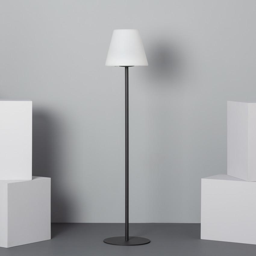 Lámpara de Pie LED Solar Larso
