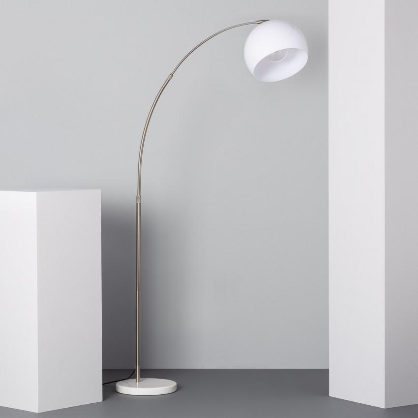 Lámpara de Pie Gebogen