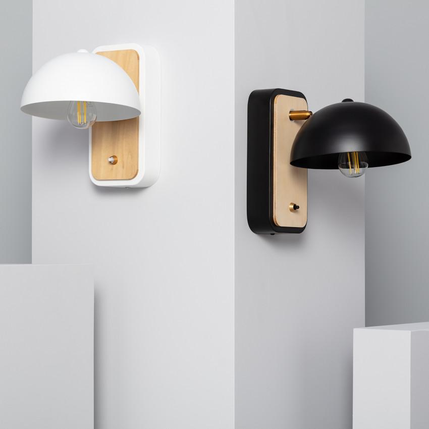 Lámpara de Pared Boletus