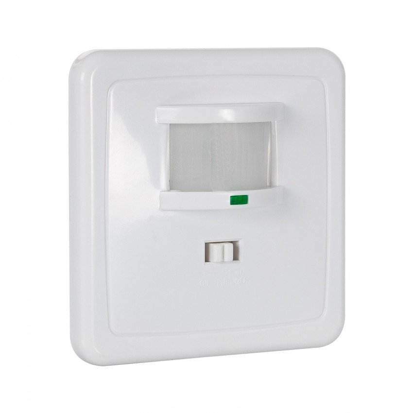 Detector de Movimiento PIR 160º Empotrable