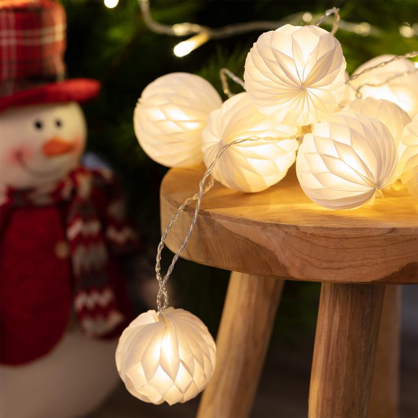 Grinalda de Luzes LED Stewpot 2,1m