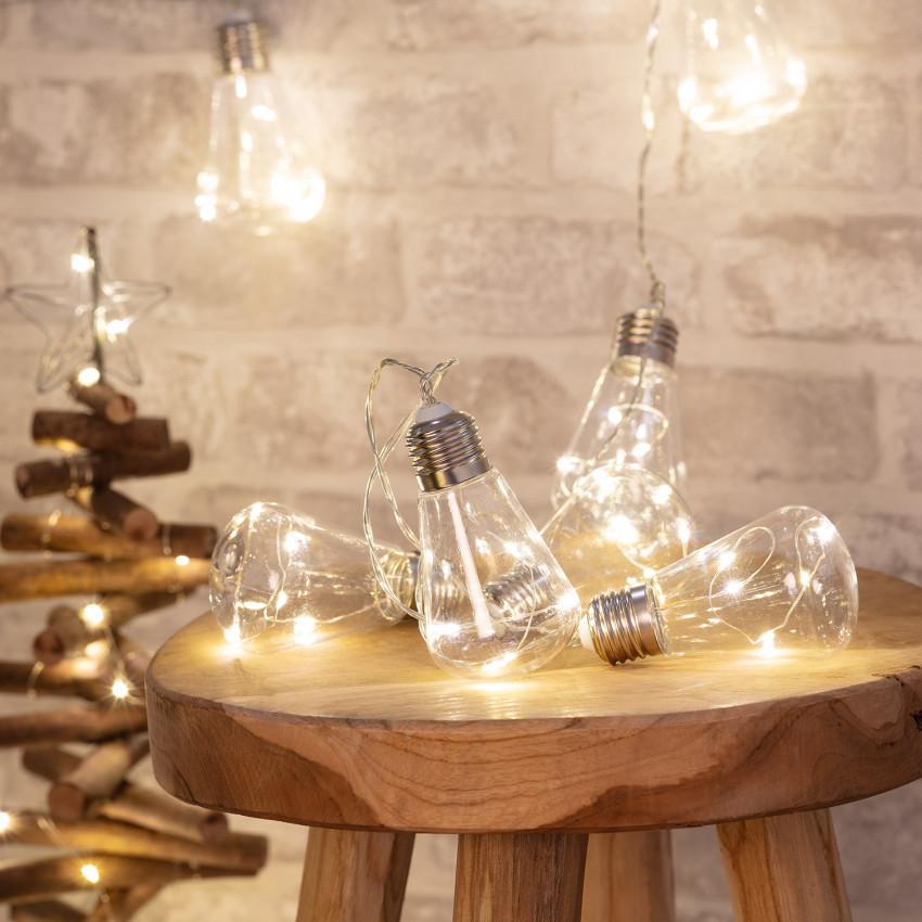 Grinalda de Lâmpadas LED Edison 2m