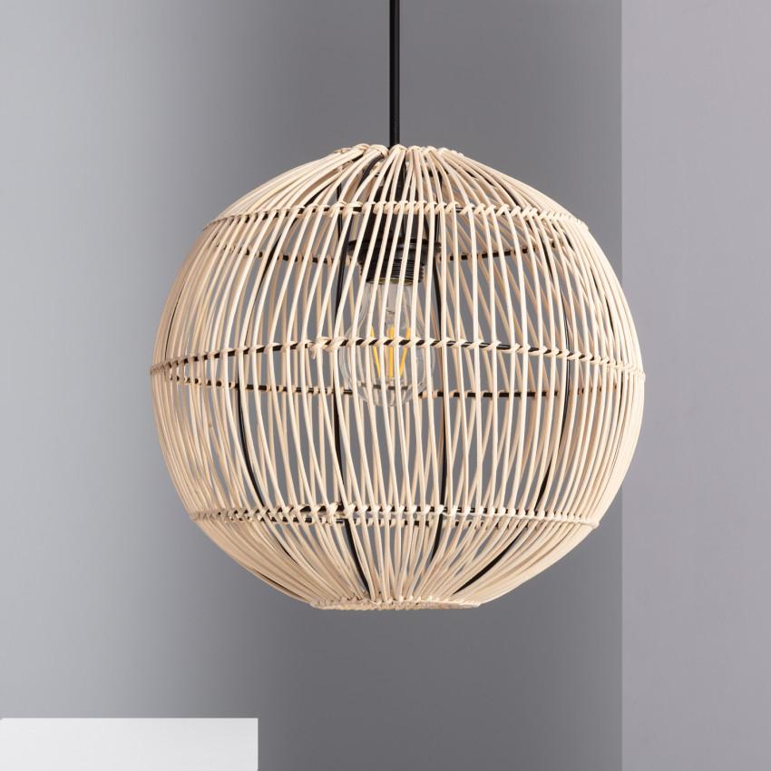 Candeeiro Suspenso Bambu Amabhola
