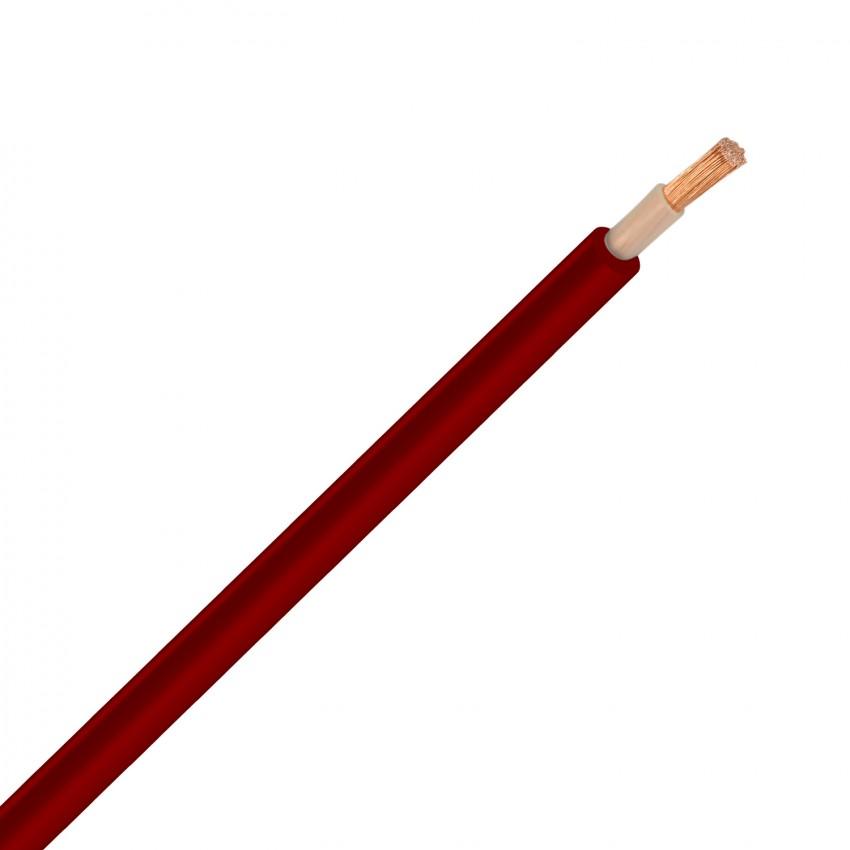 Cabo 6mm² PV ZZ-F Vermelho