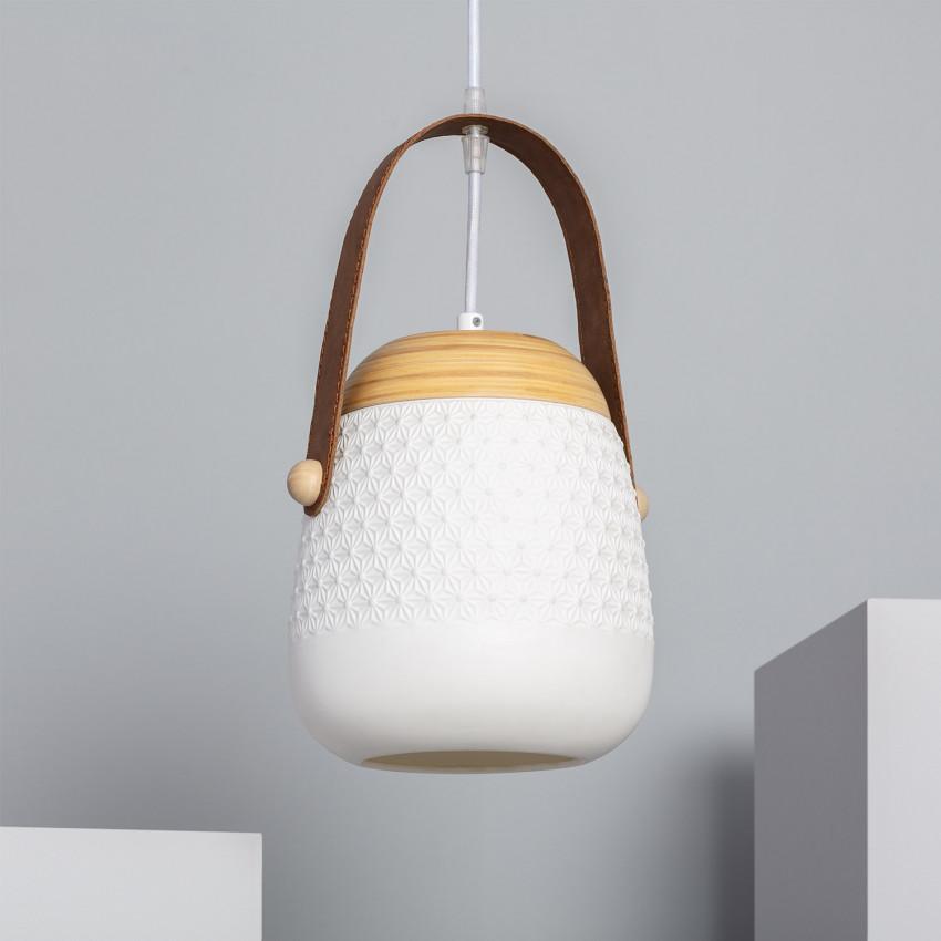 Lámpara Colgante Saquet
