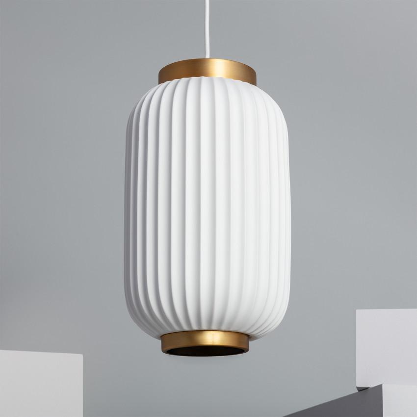 Lámpara Colgante Irazu Susu