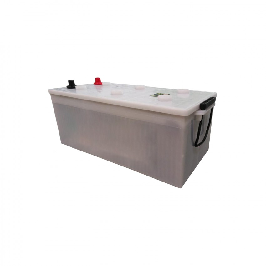 Bateria Monoblock Ciclo Profundo Gel 12V