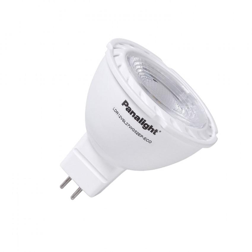 Bombilla LED GU5.3 MR16 12V AC/DC PANASONIC PS Dicroica 38° 5W