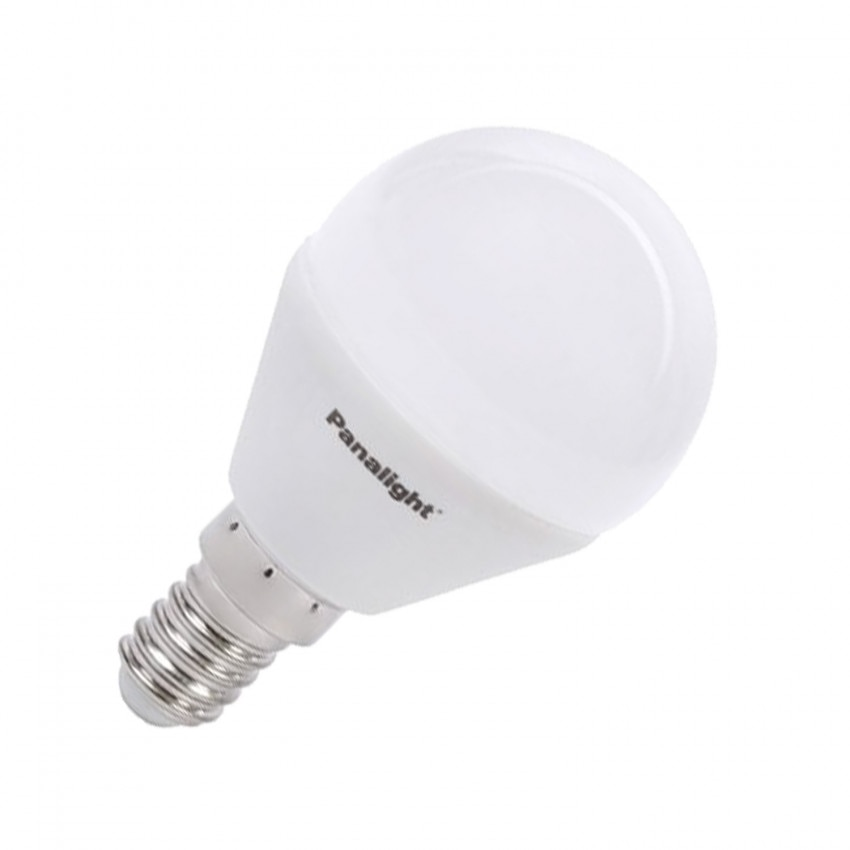 Bombilla LED E14 G45 PANASONIC PS Frost 4W