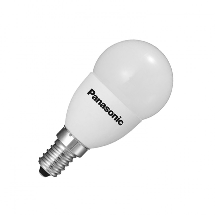 Bombilla LED E14 G45 PANASONIC PS Frost 3.5W