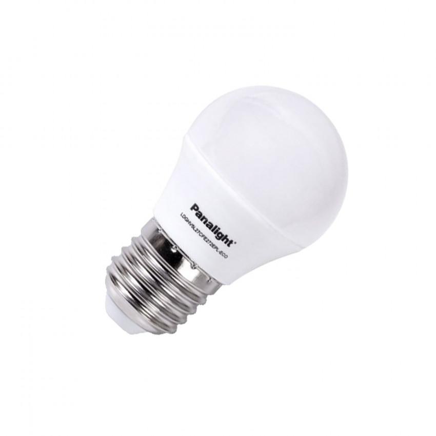 Bombilla LED E27 G45 4W PANASONIC PS Frost Blister