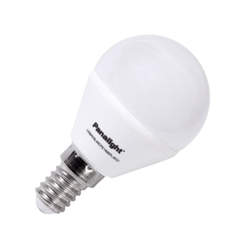 Lâmpada LED E14 G45 PANASONIC Frost 4W