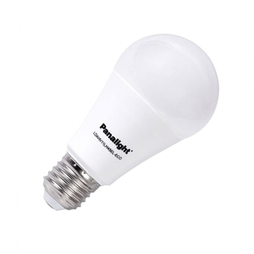 Bombilla LED E27 A60 11.5W PANASONIC PS Frost Bulbo Blister