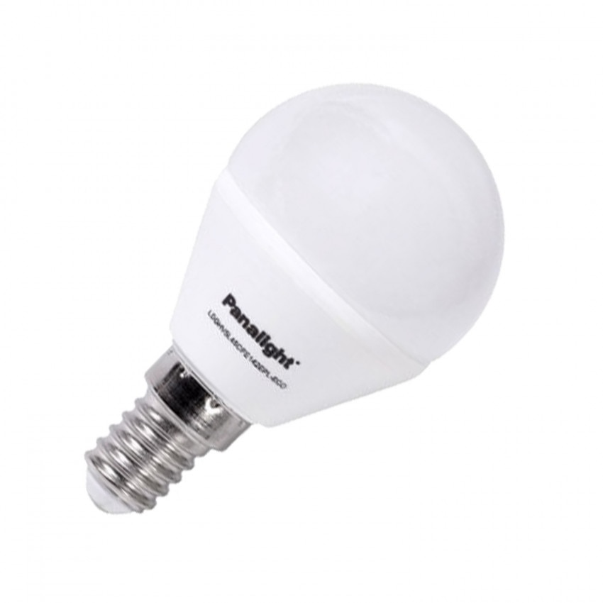 Bombilla LED E14 G45 PANASONIC PS Frost 4W Blister