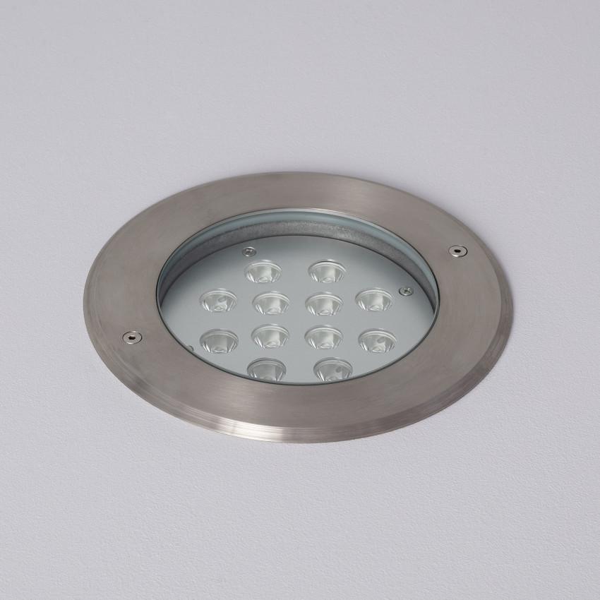 Foco LED Empotrable en Suelo 12W IP67
