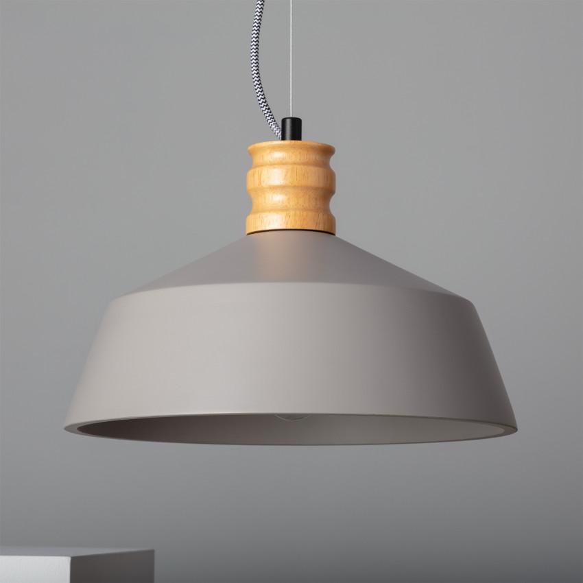 Lámpara Colgante Kukojoa Hormigón