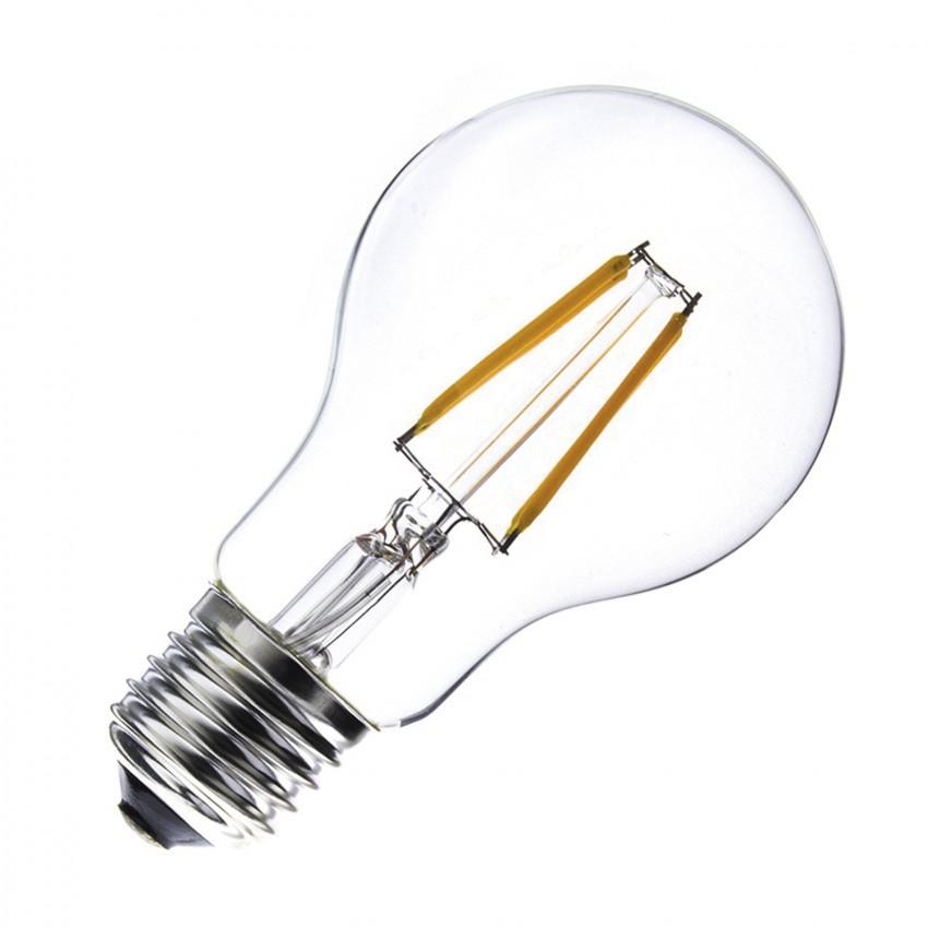 Lâmpada LED E27 Regulável Filamento Classic A60 6W