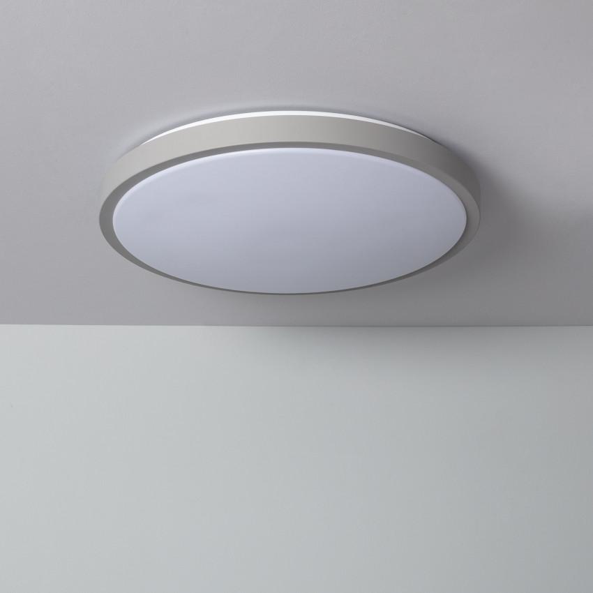 Plafón LED 24W Circular Bari CCT Seleccionable